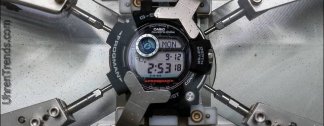 "100.000.000 G-Shock: Casio G-Shock MR-G ""Akazonae"" Uhr"