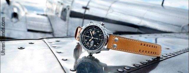 Hamilton feiert 100 Jahre Timing The Skies mit einer neuen Limited Edition