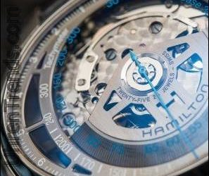 Hamilton Jazzmaster Face 2 Gesicht II Limited Edition Uhr Hands-On