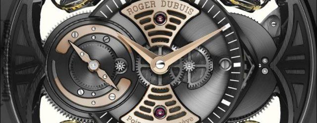 Roger Dubuis Excalibur Quatuor FFF Racing Team Uhr