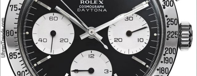 Rolex Daytona 116520 In Stahl mit schwarzem Zifferblatt Watch Review