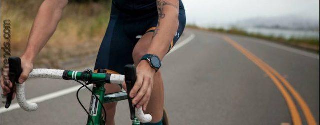 Uhren im Radfahren Revival mit dem TAG Heuer Connected Modular 45