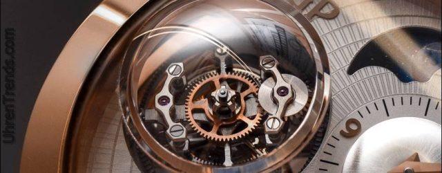 Girard-Perregaux Tri-Axial-Planetarium Uhr Hands-On