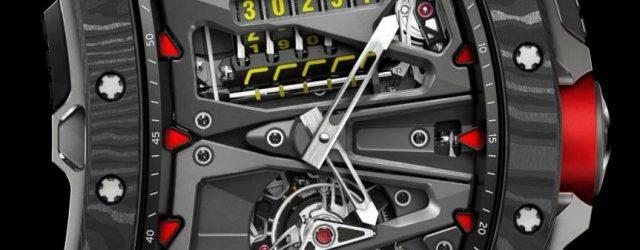Richard Mille RM 70-01 Tourbillon Alain Prost 'Radfahren' Uhr