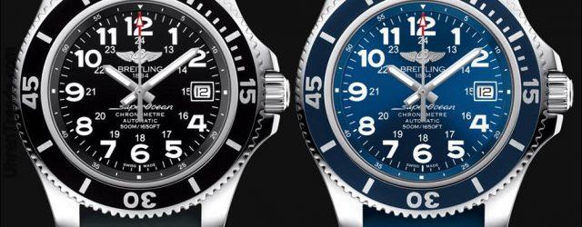Einstiegskosten: Breitling Uhren