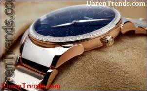 Neue Parmigiani Fleurier Tonda 1950 & Métropolitaine Galaxy Zifferblatt Uhren für 2018