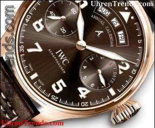 IWC Große Fliegeruhr Jahreskalender Edition 'Antoine De Saint Exupéry' Uhr