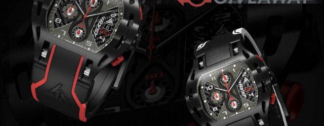 UHR GIVEAWAY: Wryst Motors MS3 Kohlefaser