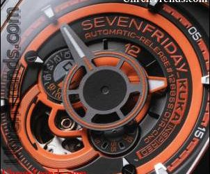 SevenFriday P3 / 07 KUKA III Edition Uhr