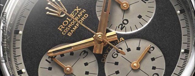 Bamford Heritage Series Kundenspezifische Rolex Uhren