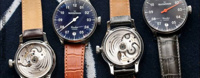 MeisterSinger Circularis Automatikuhr Hands-On