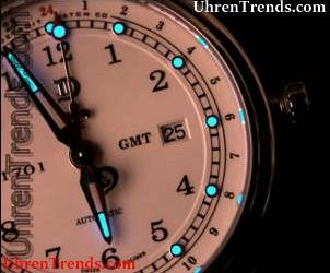 Detroit Watch Company 1701 GMT Pontchartrain Watch Review