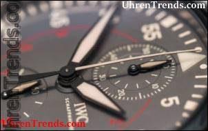 IWC Fliegeruhr Chronograph Top Gun Miramar Hands-On