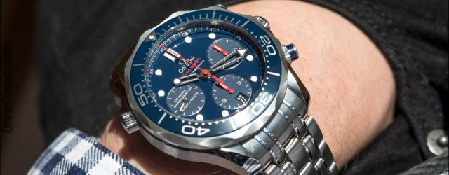 Omega Seamaster 300M Co-Axial Chronograph 41,5 mm Uhr Bewertung