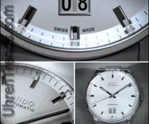Mido Commander Big Date Uhren zum 100. Jahrestag