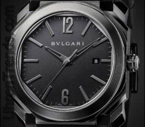 Bulgari Octo Ultranero Uhr