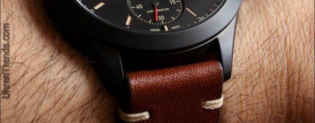 Christopher Ward C8 Gangreserve Chronometer Watch Review