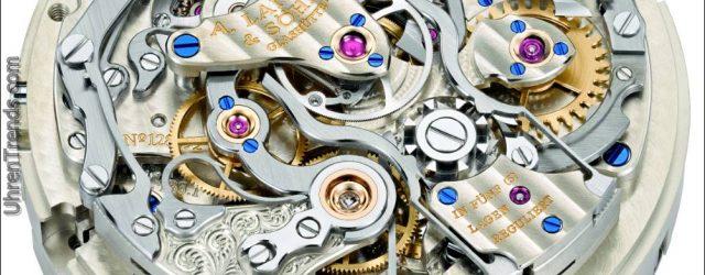 A. Lange & Söhne Tourbograph Perpetual Uhr 'Pour Le Mérite'