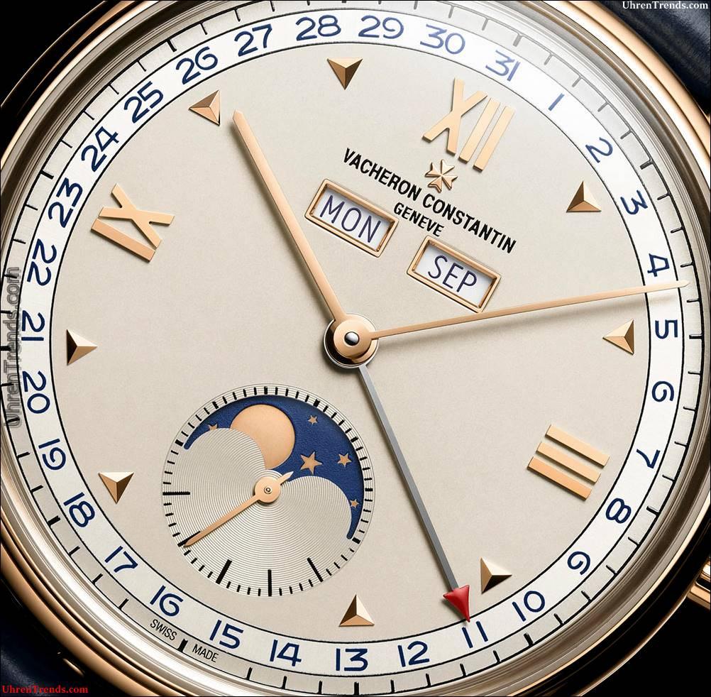 Vacheron Constantin Historiques Triple Calendrier 1942 & 1948 Uhren
