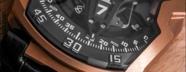Urwerk UR-210 RG Watch Review