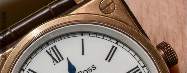 Bell & Ross BR 01-CM Instrument De Marine Limited Edition Uhr in Bronze, Holz und Titan Hands-On