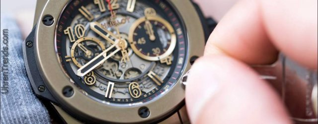 Hublot Big Bang Unico Magic Gold Watch Review - Wie magisch ist es?
