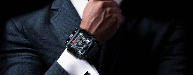 Devon Star Wars Limited Edition Uhr basiert auf dem Tread 1