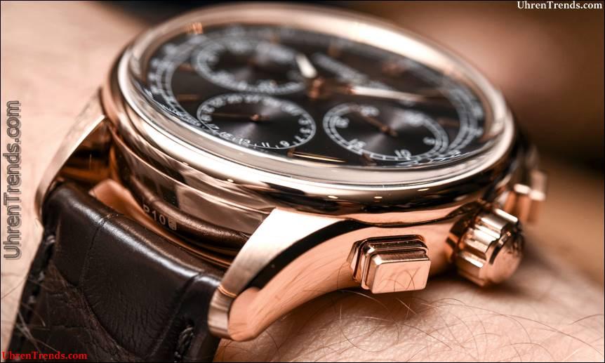 Frederique Constant Flyback Chronograph Manufaktur Uhr Hands-On