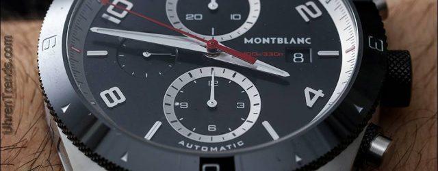 Montblanc TimeWalker Fahruhren für 2017 Hands-On