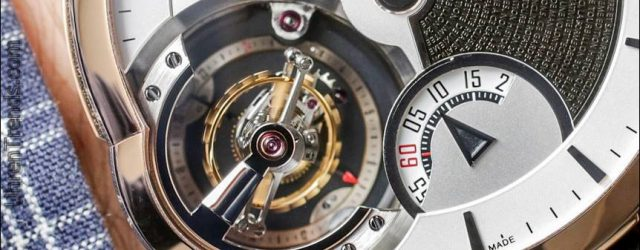 Greubel Forsey Tourbillon 24 Sekunden Edition Historique Uhr Hands-On