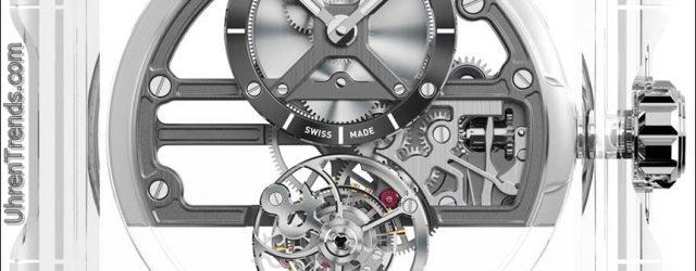 Bell & Ross BR-X1 Skelett Tourbillon Sapphire Uhr