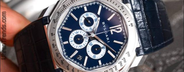 Bulgari Octo Maserati Chronograph Uhr Hands-On