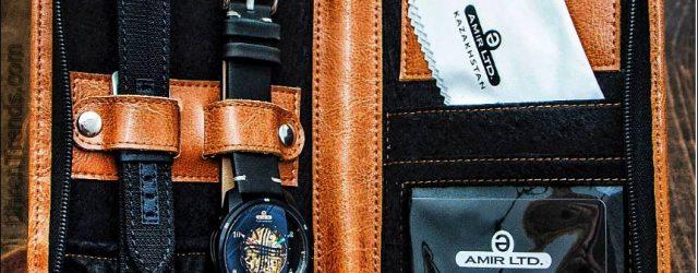 Amir Nomadic Empires Collection Uhren