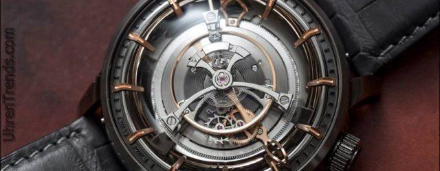 Kerbedanz Maximus 'größte Tourbillon Uhr' Hands-On