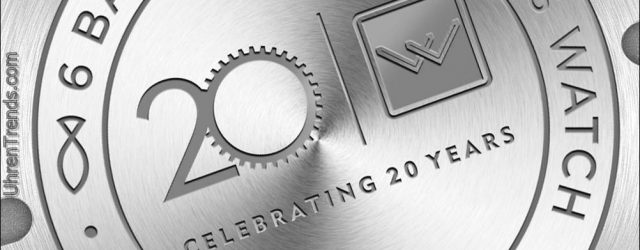 IWC Piloten Chronograph Uhren der Schweiz 20. Jahrestag Limited Edition Watch