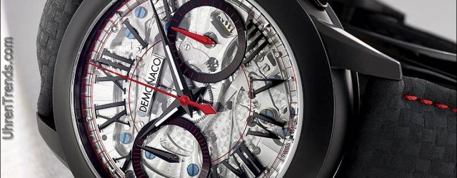 Ateliers DeMonaco Admiral Chronographe Flyback Armour Uhr