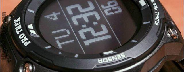 Casio Pro Trek Smart WSD-F20 Uhr Bewertung