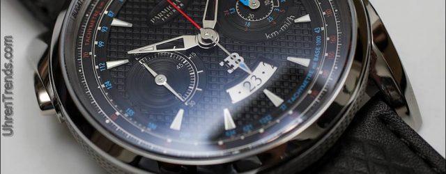 Parmigiani Fleurier Bugatti Aerolite Performance Titanium Uhr Hands-On
