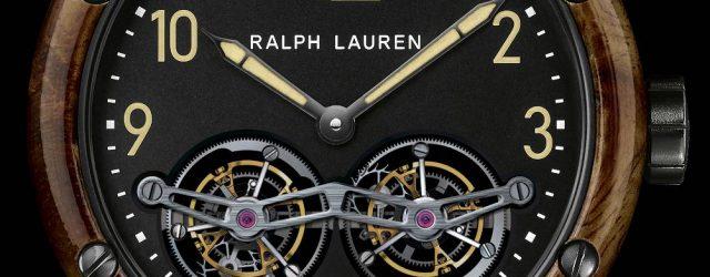 Ralph Lauren RL Automobil Tourbillon & Double Tourbillon Uhren