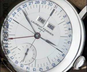 Laurent Ferrier Galet Jahreskalender School Piece Watch