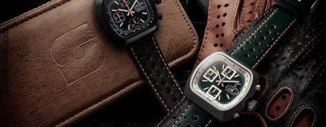 Straton Watch Co. Speciale Chronograph Uhr