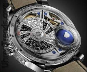 Greubel Forsey GMT Erde & Différentiel d'Égalité Uhren