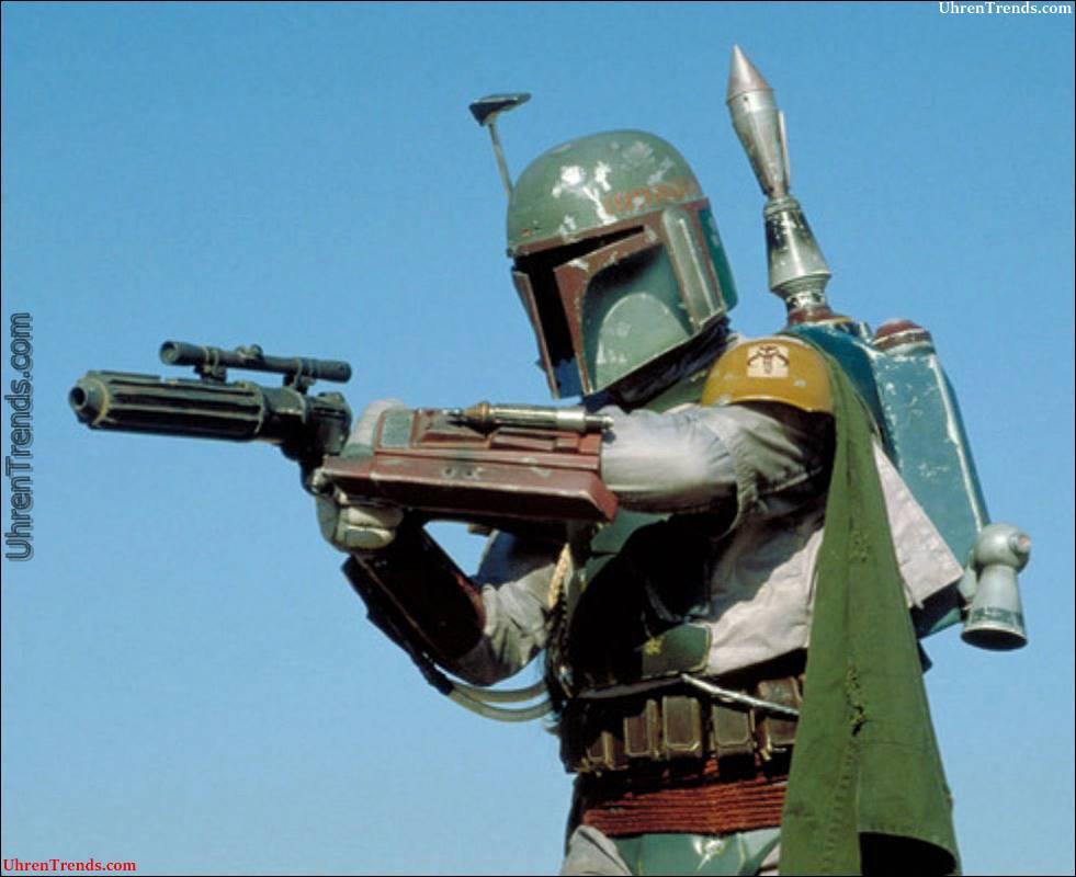 Nixon Boba Fett Diplomatische Star Wars Uhr