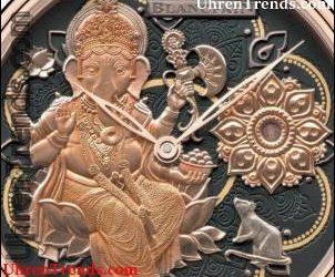 Blancpain Villeret Métiers D'Art Ganesh Uhr
