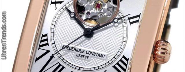 Frederique Constant Classics Carrée Automatikuhr