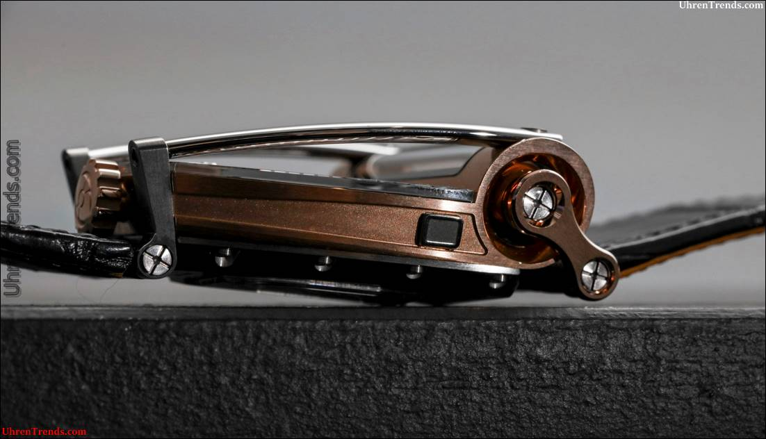 MB & F MoonMachine 2 Mit Stepan Sarpaneva Hands-On