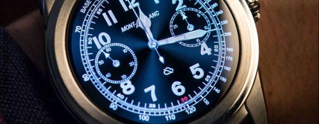 Ein Blick auf Smartwatches in 2017 so weit