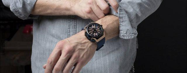 Mazzucato Design RIM Reversible Uhren