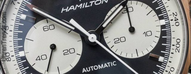Hamilton Intra-Matic 68 Uhr Hands-On