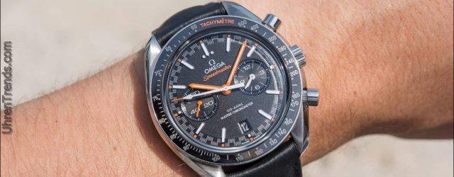 Omega Speedmaster Racing Master Chronometer Uhr Bewertung
